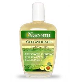 Naturalny Olej Avocado 30 ml Nacomi