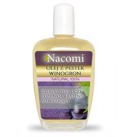 Naturalny Olej z Pestek Winogron 30 ml Nacomi