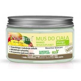 Naturalny Mus do ciała wyszczuplający Mango 150ml Nacomi