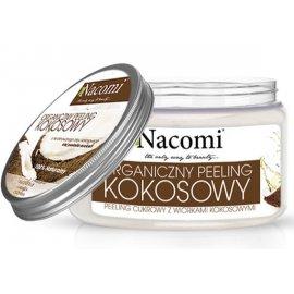 Naturalny Peeling Organiczny Kokosowy 150ml Nacomi