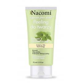 Naturalny Peeling Przeciwtrądzikowy Pokrzywa 75ml Nacomi