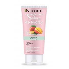 Naturalny Peeling Przeciwzmarszczkowy Mango 75ml Nacomi