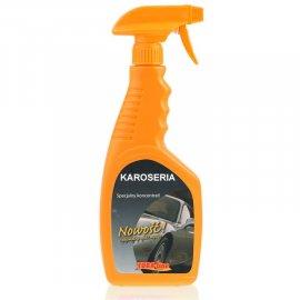 Preparat do czyszczenia, odnawiania i konserwowania karoserii samochodowej w spreyu