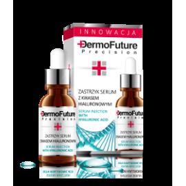 Zastrzyk serum z kwasem hialuronowym Dermofuture 20