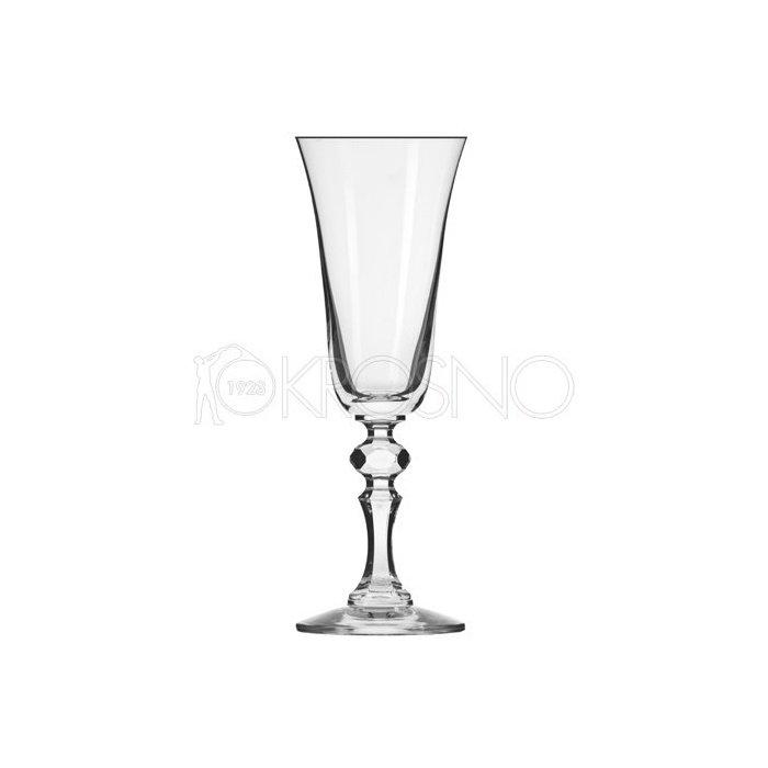 Kieliszki 6 do szampana 150ml Prestige Krista