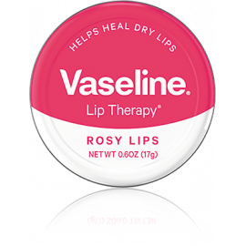 Balsam do ust z olejkiem różanym i migdałowym Vaseline 20g