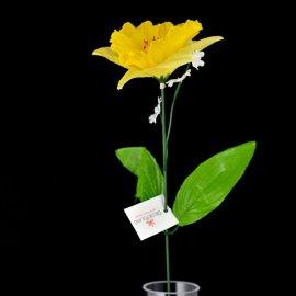 Żonkil sztuczny kwiat 48cm Wielkanoc wiosna