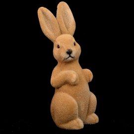 Zajączek brązowy 22cm Wielkanocna figurka dekoracja