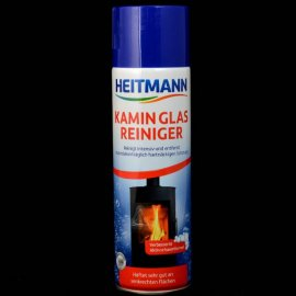 Środek do czyszczenia szyb kominkowych 500 ml Heitmann