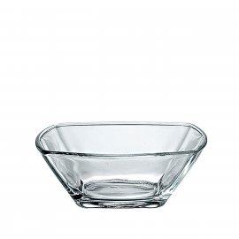 Salaterka szklana kwadratowa 17x17 Eclissi Bormioli
