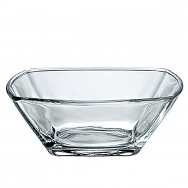 Salaterka szklana kwadratowa 23x23 Eclissi Bormioli