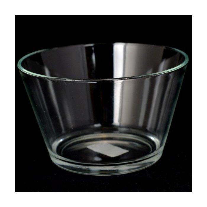 Salaterka szklana średnica 18 cm Jasło