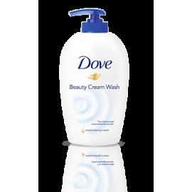 Kremowe mydło w płynie Dove z pompką 250
