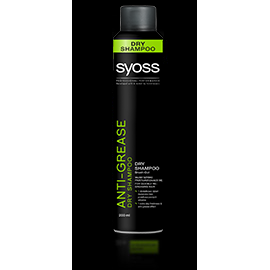 Suchy szampon Anti-Grease Syoss 200 ml