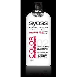 Odżywka Color do włosów farbowanych Syoss 500 ml