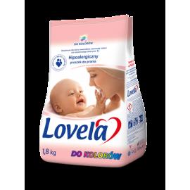 Hipoalergiczny proszek do prania Lovela kolor 1,8kg