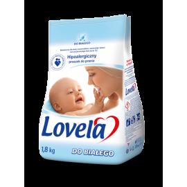 Hipoalergiczny proszek do prania Lovela białe 1,8kg