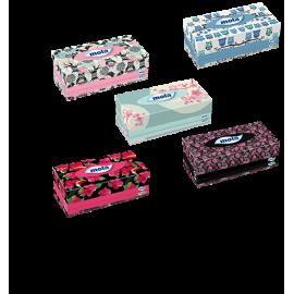 Chusteczki kosmetyczne MOLA FLATBOX 70 sztuk