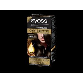 Brązowa Czerń 2-10 Oleo Intense Syoss Farba