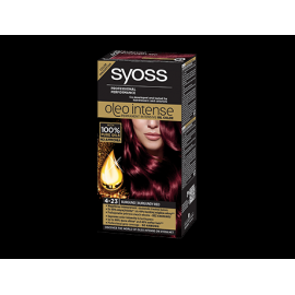 Burgund 4-23 Oleo Intense Syoss Farba