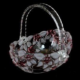 Koszyczek Satin-Rose 19 Carmen Walther-Glas