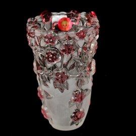 Wazon 16 Satin-Rose Carmen Walther-Glas