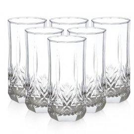 Kpl 6 szt szklanek 310ml Brighton Luminarc