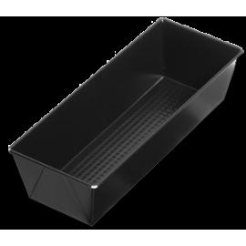 Blacha do pieczenia 39x11 fakturowana czarna non-stick SNB