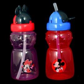 Bidon za składaną rurką 300ml Myszka Mickey Disney
