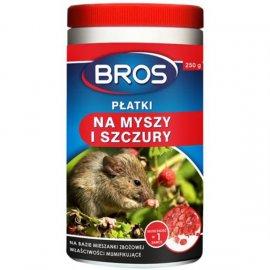 Płatki na myszy i szczury 50 Bros