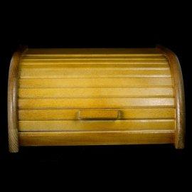 Chlebak drewniany pojemnik na chleb 31x25,5x16