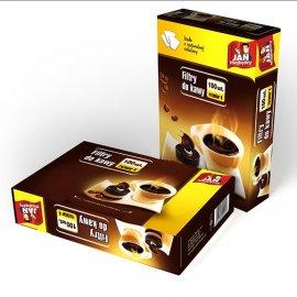 Filtry do kawy rozmiar 4, 100 szt Jan Niezbędny