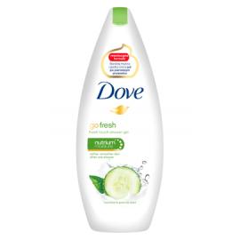 Odżywczy żel pod prysznic Go Fresh Touch ogórek 500ml Dove