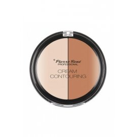 Paleta do model. konturu twarzy Cream Contouring Pierre Rene