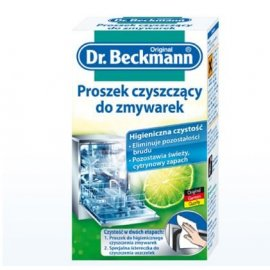 Dr. Beckmann Proszek czyszczący do zmywarek