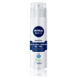 Żel do golenia Sensitive Nivea Men 200