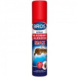 Spray na komary i kleszcze Max Bros 90ml