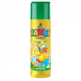 Szampon dla dzieci Bambi rumianek 150ml Pollena Savona