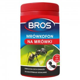 Mrówkofon na mrówki grnulat Bros 60g + 20g
