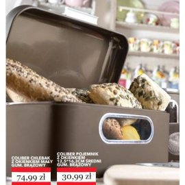 Chlebak mały pojemnik na pieczywo Coliber Florina