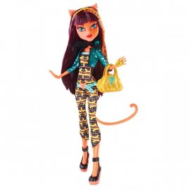 Monster High Cleolei Lalka upiorka