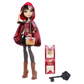 Cerise Hood Ever After High Lalka