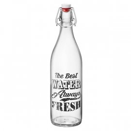 Butelka z zamknięciem pałągowym Vintage 1L Bormioli