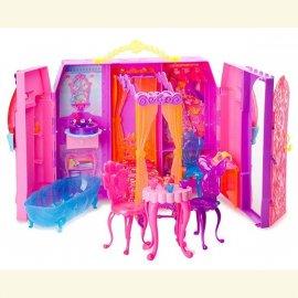 Barbie Store Castle zestaw dla lalek do zabawy