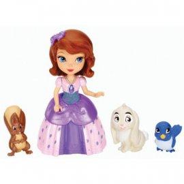 Sofia i jej przyjaciele zwierzątka 7 Disney