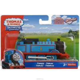 Tomek lokomotywa z silniczkiem Thomas & Friends Fisher Price