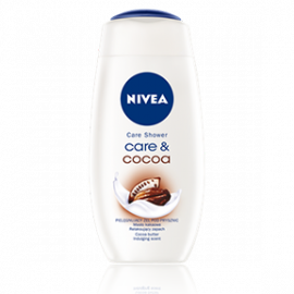 Care & Cocoa kremowy żel pod prysznic 500ml Nivea