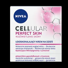 Udoskonalająca Krem na Dzień SPF15 Cellular Perfect Skin Nivea 50