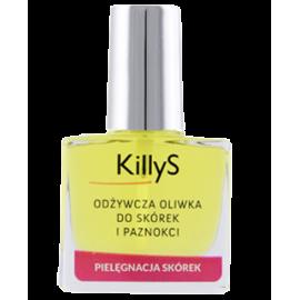 Odżywcza oliwka do skórek i paznokci 10ml Killys