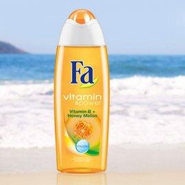 Żel pod prysznic Vitamin & Power Fa 400
